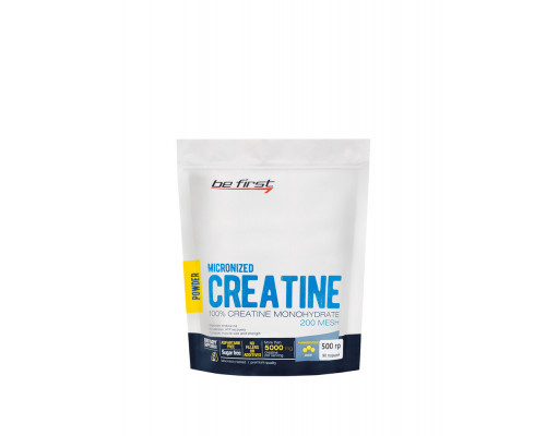 Creatine monohydrate powder 500г Be First