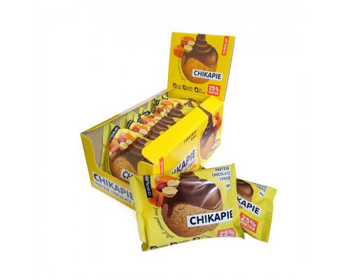 Печенье глазированное с начинкой 60г Chikalab