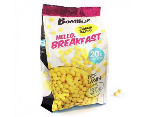 """BombBar """"Завтраки сухие"""" шарики рисовые с сывороточным белком 250 g"""