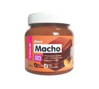 Choco Macho шоколадная паста с кокосом и кешью 250г Chikalab