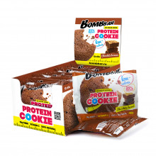 BombBar печенье протеиновое низкокалорийное 40г