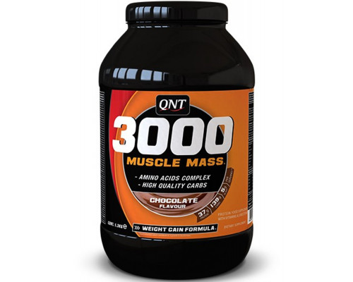 3000 Muscle Mass 1,3 кг QNT