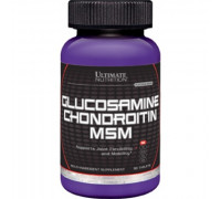 Glucosamine Chondroitin MSM 90 таб Ultimate