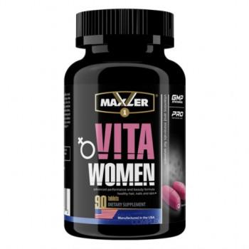 VitaWomen 90 tabs Maxler
