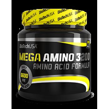 Mega Amino 3200 500tab Biotech