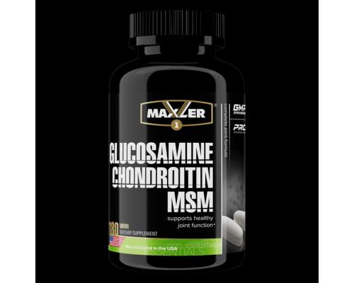 Glucosamine Chondroitin MSM 180 tabs Maxler