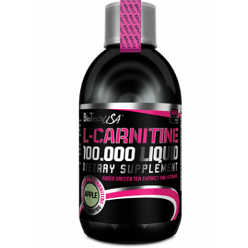 L-Carnitine 100000mg 500 ml Biotech