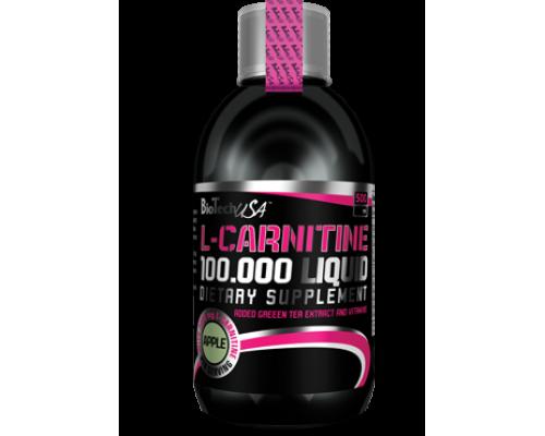 L-Carnitine 100000mg 500 ml Biotech