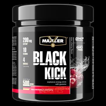 Black Kick 500g банка Maxler