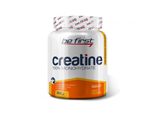 Creatine powder 300г Be First