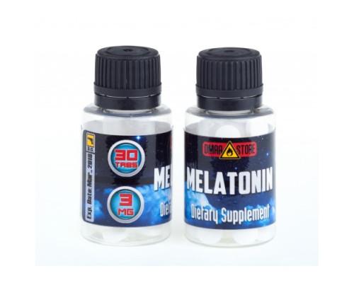 Melatonin 3мг 30таб DMAA STORE