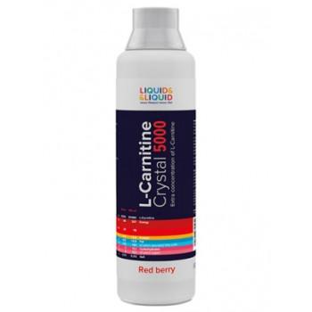 L-Carnitine Crystal 5000 500ml Liquid & Liquid