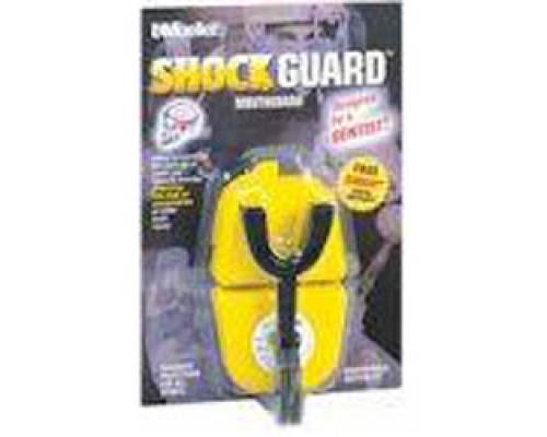 431041 Защитная капа для зубов ShockGuard, черная