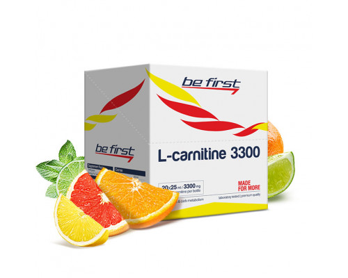 L-carnitine 3300 25мл Be First
