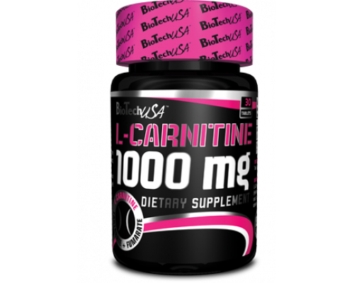 L-carnitine 1000mg 30таб Biotech