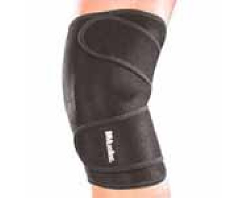 4533 Фиксатор колена, закрывает коленную чашечку Knee Supports Closed Patella, One size, Black