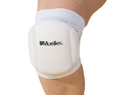 4534 Volleyball Knee Pads white Mueller Защитные наколенники с подушечкой
