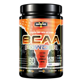 Maxler BCAA Powder бан пор 420 г