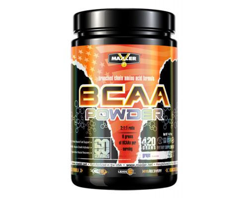 BCAA Powder 420г Maxler