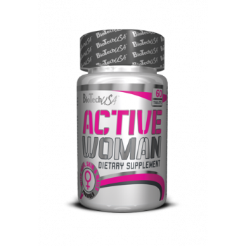 Active Woman 60tab Biotech