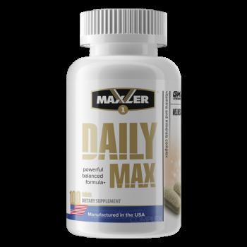 Daily Max 100tab Maxler