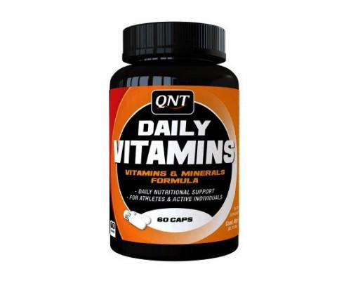 Daily Vitamins 60капс QNT