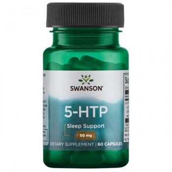5-HTP 50 mg 60 caps Swanson