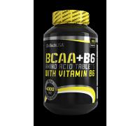 BCAA + B6 200tab Biotech