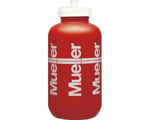 Бутылка красная 950мл со спортивной крышкой