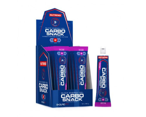 Carbosnack tube 55г Nutrend