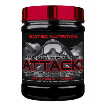 Attack 2,0 320г Scitec