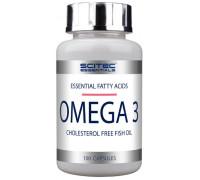 Omega-3 100caps Scitec