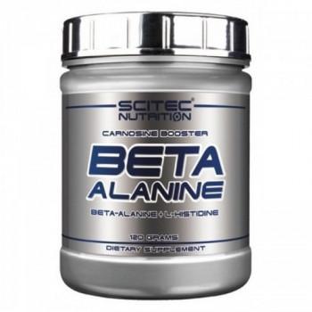 Beta Alanine 120g Scitec