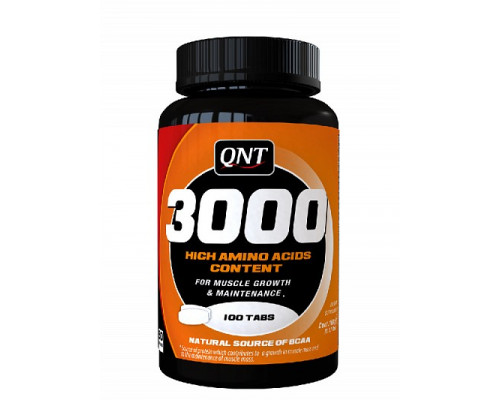 Amino Acid 3000 300 TABS QNT