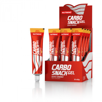 Carbosnack туба 50г Nutrend