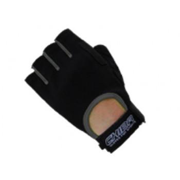 Перчатки Chiba Summertime унисекс Черный-черный (40517)