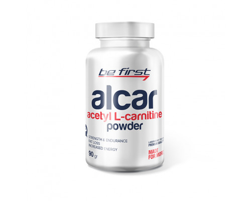 ALCAR powder 90г Be First