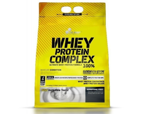 100% Whey Protein Complex 2.27кг Olimp