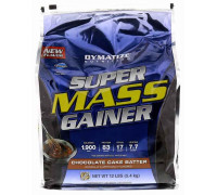 Super Mass Gainer 5443гр Dymatize