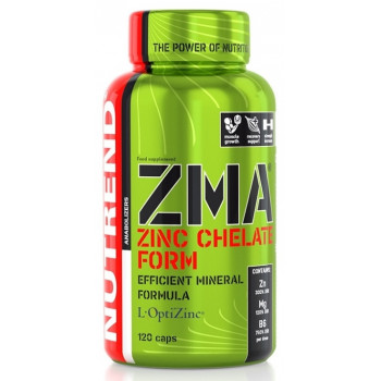 ZMA 120 caps Nutrend