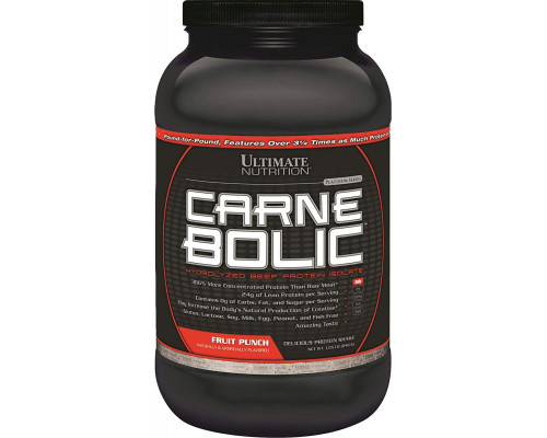 Carne Bolic 840г Ultimate Nutrition