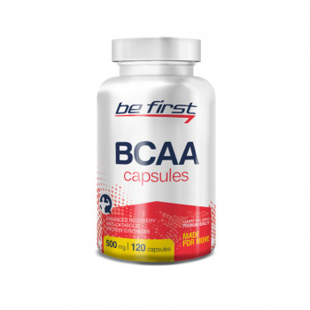 BCAA 120caps Be First