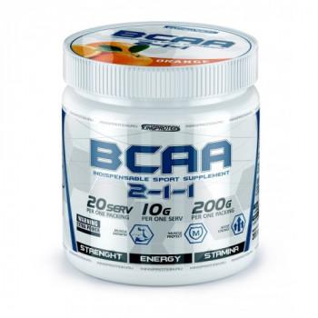 BCAA PRO (2-1-1) 200g King protein
