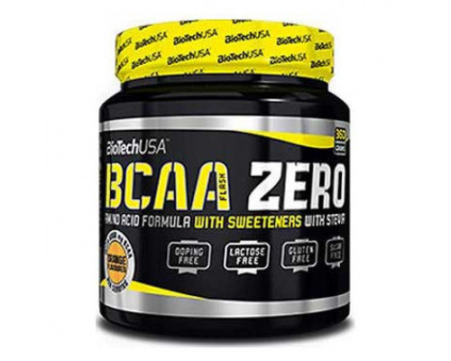 BCAA Flash ZERO 360г Biotech