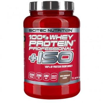 Whey Protein Prof + ISO 870g Scitec