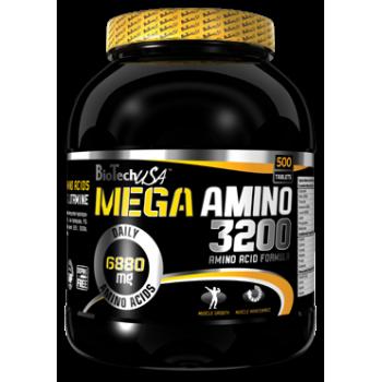 Mega Amino 3200 300tab Biotech
