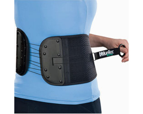 86741 Регулируемый бандаж для спины и живота Mueller Green Adjustable Back & Abdominal Support