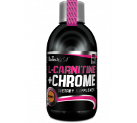 L-Carnitine 35000mg+Crome 500 ml Biotech