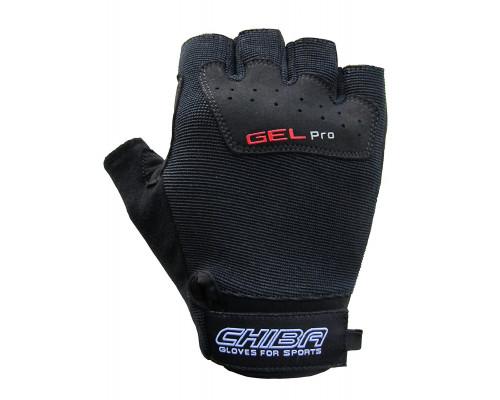 Перчатки Chiba Gel Pro унисекс Черный (40557)