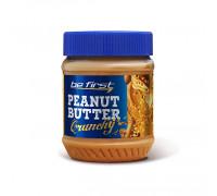 Арахисовая паста Crunchy (с дробленым арахисом) 340г Be First